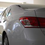 Lexus ES lights