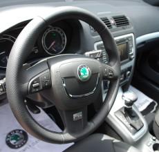 Octavia RS Steering