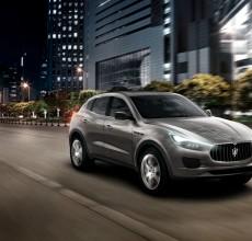 Maserati-Kubang majestic road presence