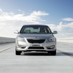 Kia Cadenza Review Middle East UAE Dubai