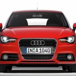 Audi A1/Standaufnahme