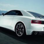 Audi quattro concept/Standaufnahme