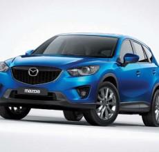 Mazda CX5 launch at Dubai Motor Show