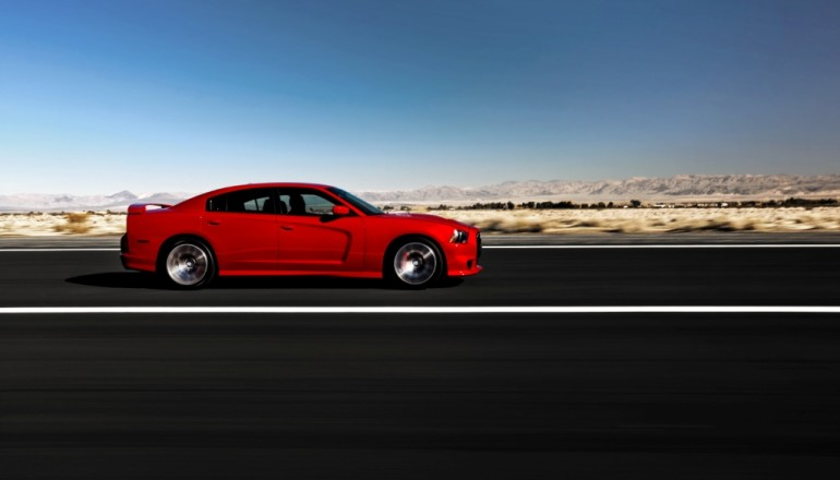 2012 Dodge Charger SRT8