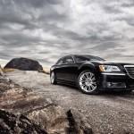 Chrysler 300C - the brand's all new luxury sport sedan