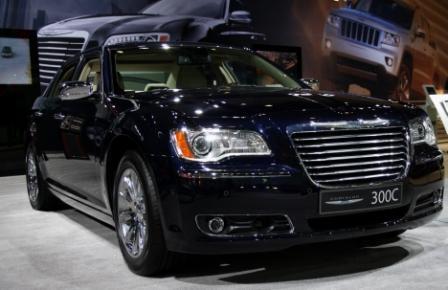 Chrysler Group Mesmerises Motor Show With Innovative