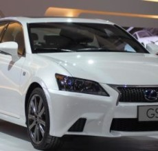 Lexus GS sets the standard for upcoming models
