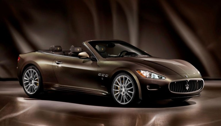 Every bit a Maserati, fans at the Motor Show would love to bite into this one!