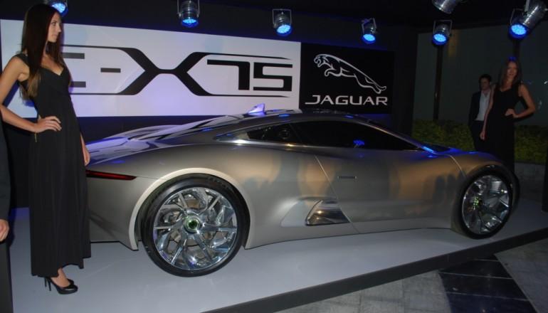 Jag CX 75 Motor Show