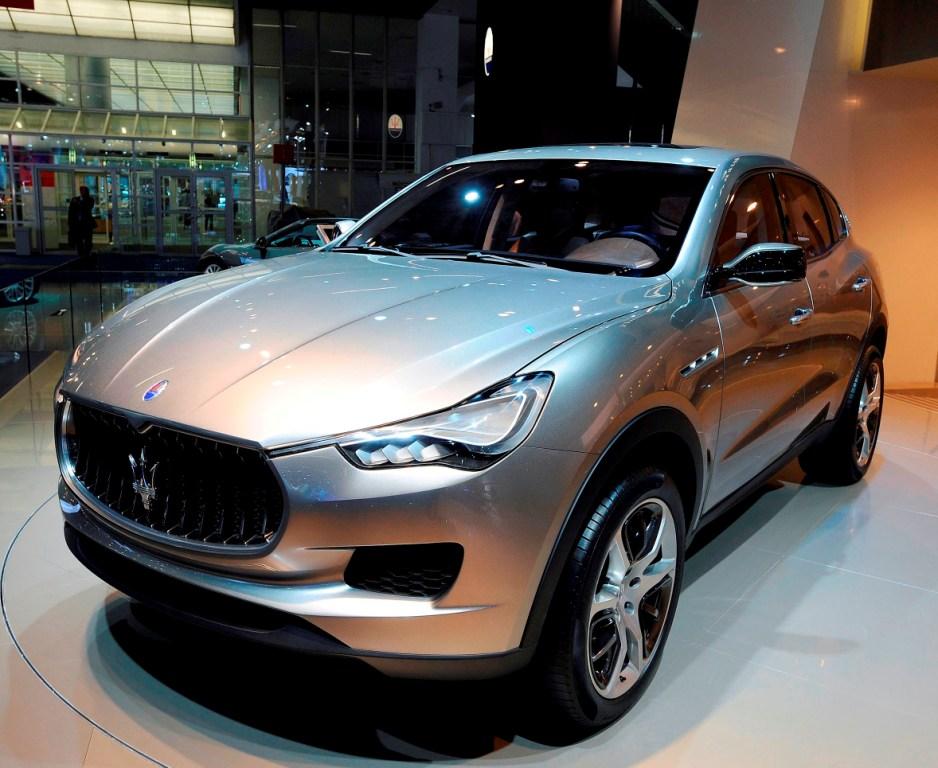 maserati celebrates heritage vision  luxury  dubai motor show drivemeonlinecom