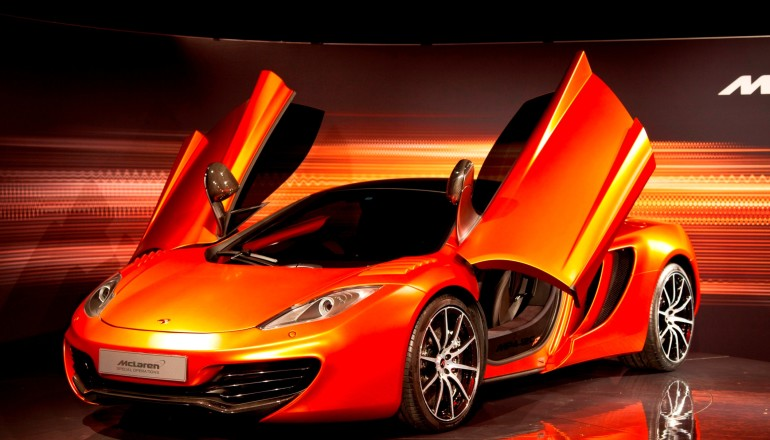 McLaren Automotive Image 8