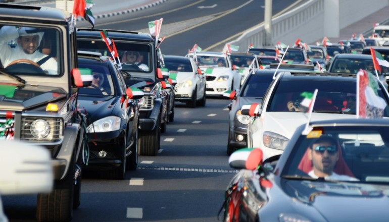 40th UAE National Day Parade - Gargash Enterprises