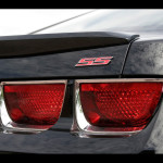 Camaro lights banner