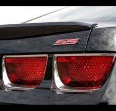 Camaro lights banner
