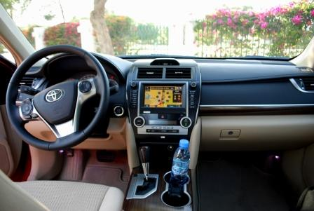 Toyota Camry 2012: First Drive Report | drivemeonline com