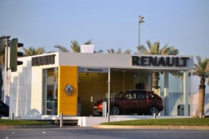 The Renault Pop up is located at the Motor City