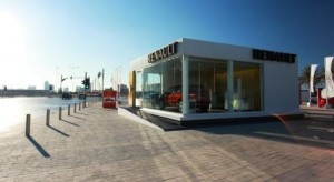 Renault Pop Up is a brand new concept in the region