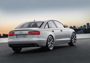 Audi A6 2012 is stunning inside out
