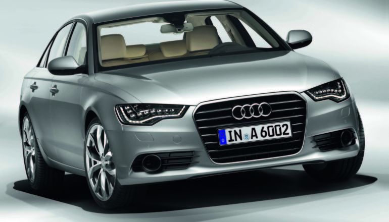 Audi A6 2012 2.0L engine Middle East