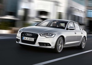Audi A6 2012 is sporty and elegant at once