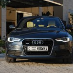 Audi A6 2012 UAE