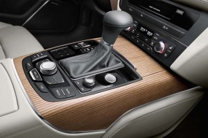 Audi A6 2012 cabin