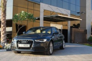Audi A6 has chiseled a sportier look while looking premium in any corporate setting.