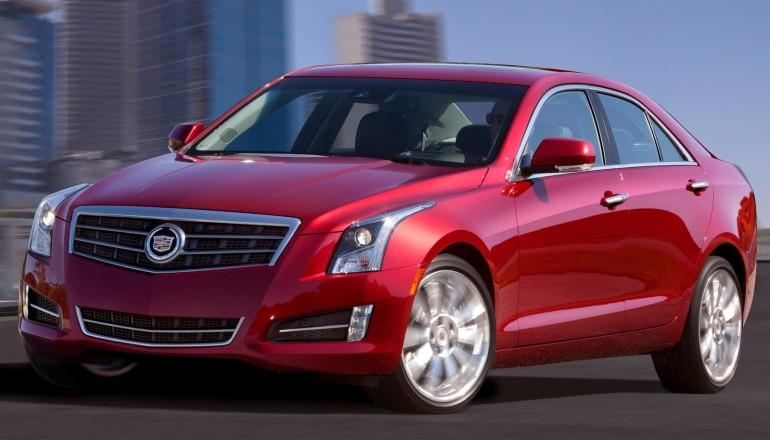 Cadillac ATS 2013 image