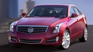 Cadillac ATS comes in 3 engine variants