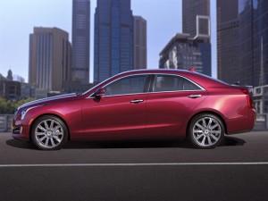 Cadillac ATS Balanced performance