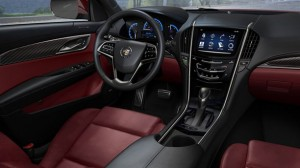Cadillac User Experience infotainment system