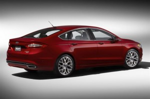 Ford reveals visuals of 4th generation Mondeo