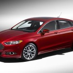 New platform for Ford Mondeo