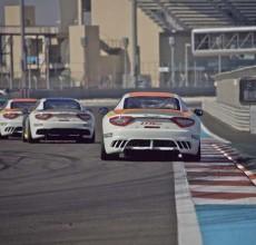 Maserati Trofeo prerace