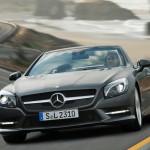 Mercedes Benz SL 2013 image