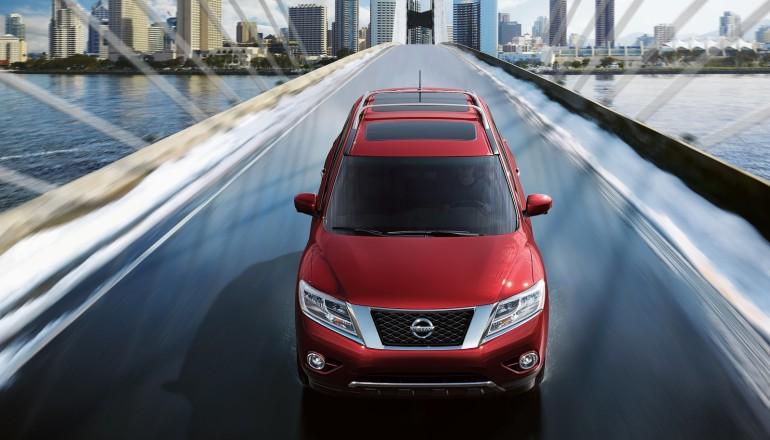 Nissan Pathfinder Concept 2012 image