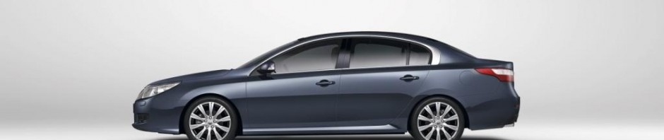 Renault Safrane profile