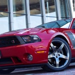 2012 Roush Stage 3 Mustang-Red-1