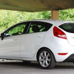 Ford Fiesta 2012 UAE