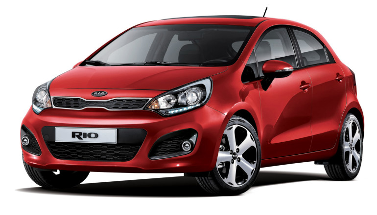 kia rio 2012 review when first car demands a second thought. Black Bedroom Furniture Sets. Home Design Ideas