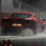 The 458 Italia in action 17-Feb
