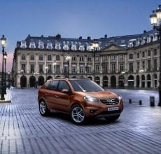 2012 Renault Koleos Review