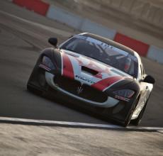 Maserati Trofeo JBF RAK Round 5 Joe Ghanem