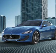 New Maserati GT Sport Geneva