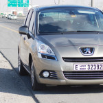 Peugeot 5008 family car