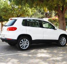 2012 Volkswagen Tiguan Review