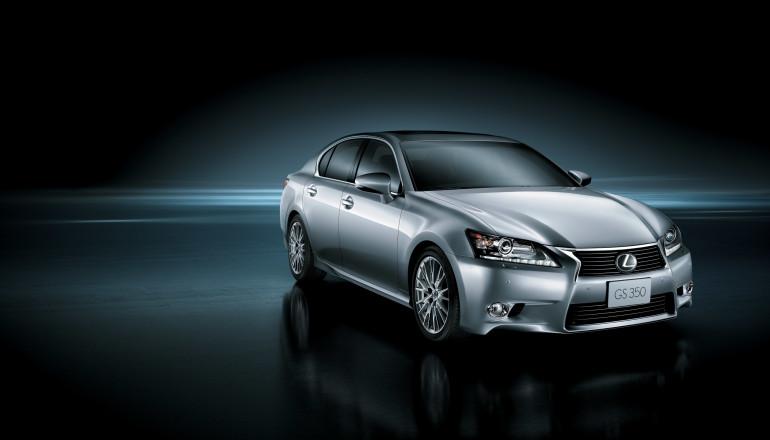 Lexus GS 2012