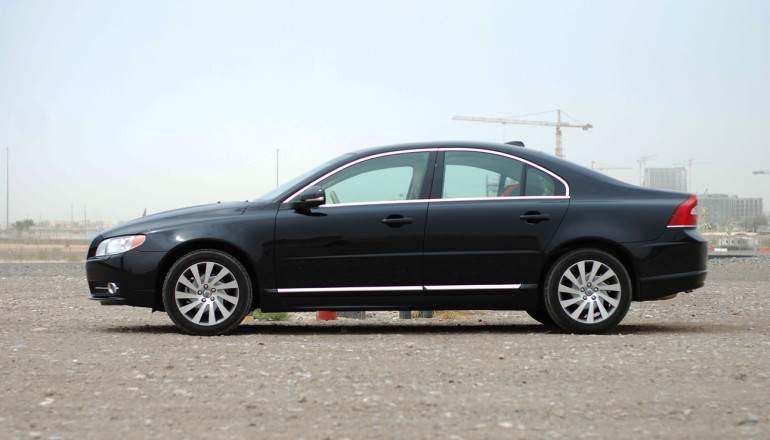 Volvo S80 review UAE