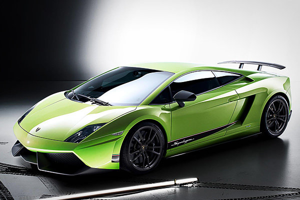 Fastest Lamborghini Top Speed 1