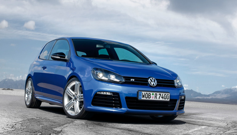 Golf R 2012 review